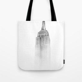 NYC Empire state (designer) Tote Bag