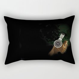 Soul Woman Rectangular Pillow