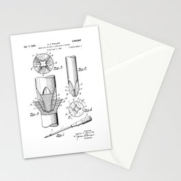 Phillips Screwdriver: Henry F. Phillips Screwdriver Patent Stationery Cards