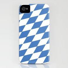 bavaria germany land region flag iPhone (4, 4s) Slim Case