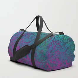 Colorful Corroded Background G296 Duffle Bag
