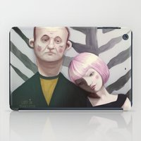 lost in translation iPad Cases featuring Lost in translation  by Maripili
