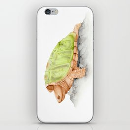 Snapping Turtle iPhone Skin