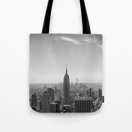 New York City - Empire State Building Tote Bag