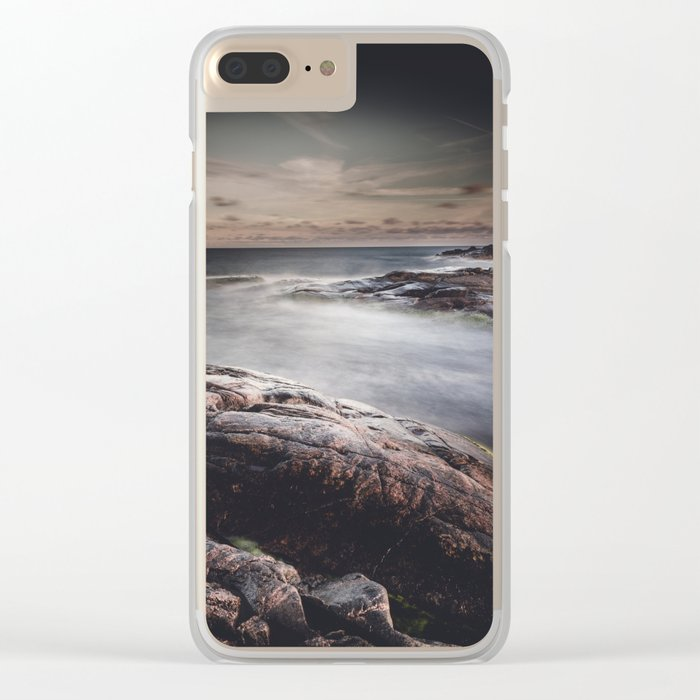 We are colliders Clear iPhone Case