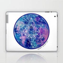 Zenetae Planet Metatron Laptop & iPad Skin