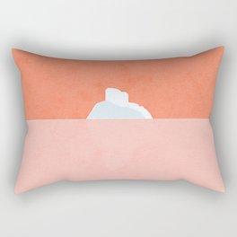GROENLAND - PINK Rectangular Pillow