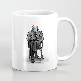 Bernie Mittens Coffee Mug
