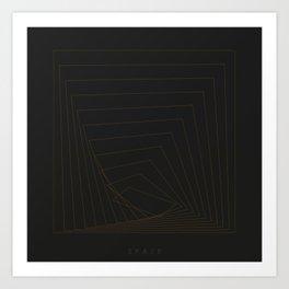 SPASE / NOD Art Print