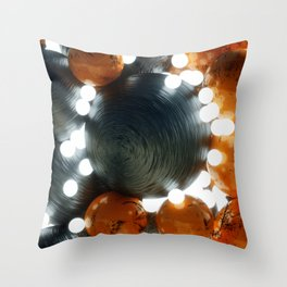 Expectation2 Throw Pillow