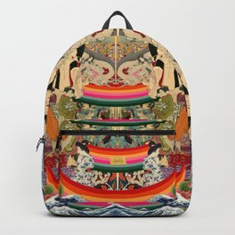 Chufy goes to Japan Backpack