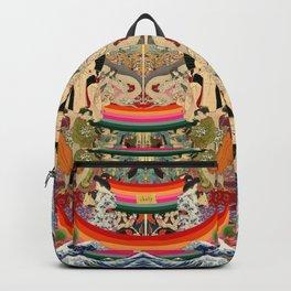 Chufy goes to Japan Backpack