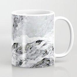 Englishman River Falls and Poem Coffee Mug