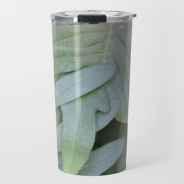 TEXTURES -- Ferns Enfolded Travel Mug