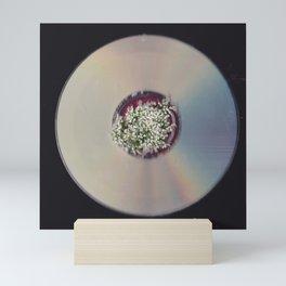 compact disc Mini Art Print