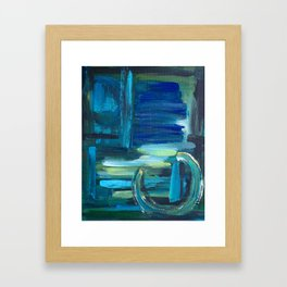 Things will Never be the Same Framed Art Print