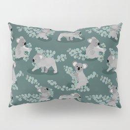 Koala Eucalyptus Hunt Pillow Sham