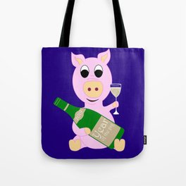 Happy New Year 2019 Year Of The Pig Gift Tote Bag