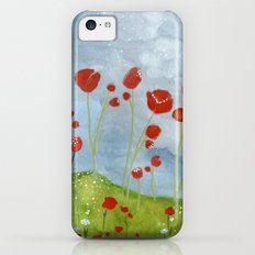 my dreams are only wishes // poppyfields Slim Case iPhone 5c