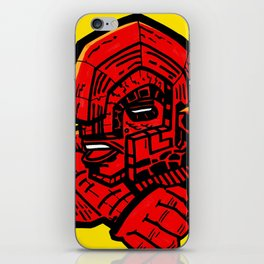 dragonseed iPhone Skin