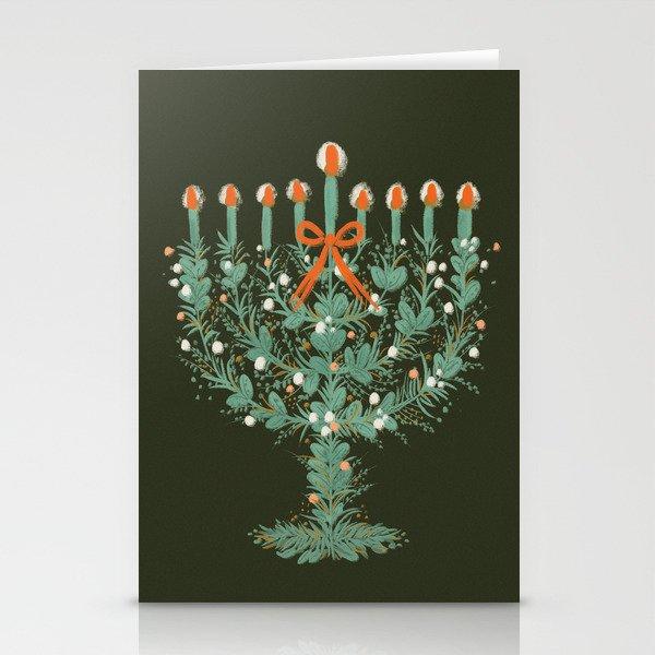 Happy Hanukkah Stationery Cards