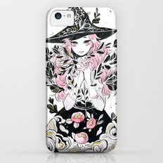 hydroponic witch Slim Case iPhone 5c