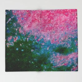 A New Day Throw Blanket