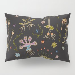 Flora of Planet Hinterland Pillow Sham