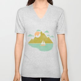 Eastward Unisex V-Neck