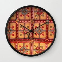 mishy mash Wall Clock