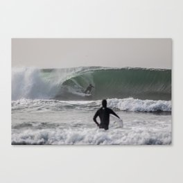 Tubes for Days Canvas Print