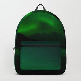 Northern Lights (Aurora Borealis) 14. Backpack