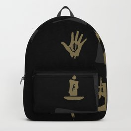 my chemical romance golden 2021 Backpack