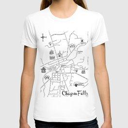 Chagrin Falls Ohio T-shirt