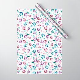 Lovely Leafery Wrapping Paper