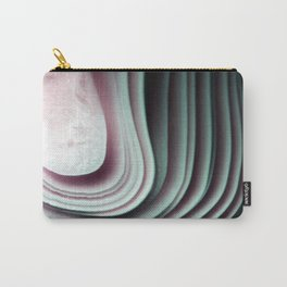Alien hue lace agate Carry-All Pouch