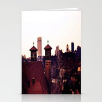 cleveland Stationery Cards featuring Cleveland Religion by Toni Tylicki