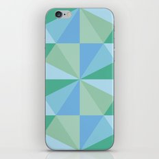 Lilypad Diamond iPhone Skin