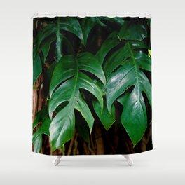 TROPICAL Shower Curtain