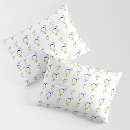 Symbol of Transgender 41 Pillow Sham