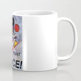 Fight For Space Coffee Mug