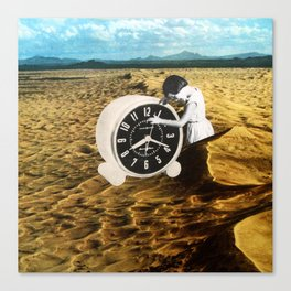 Time Zone 1 Canvas Print