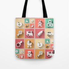 Baby Windows 8.1 Tote Bag