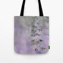 Grass invers Tote Bag