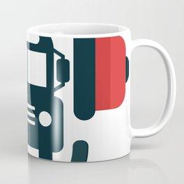Boom BUS Telolet Coffee Mug