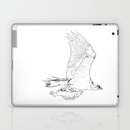 #inktober2016:flight Laptop & iPad Skin