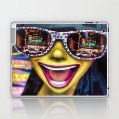 New York Tourist Laptop & iPad Skin