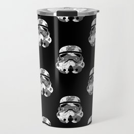 Stormtrooper Contrast Pattern 2 Travel Mug