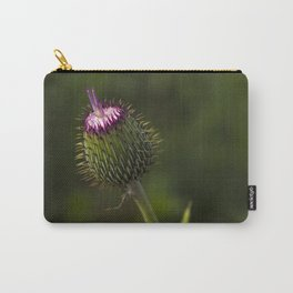 West Texas Thistle Carry-All Pouch