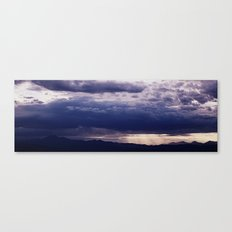 Shine Through Canvas Print